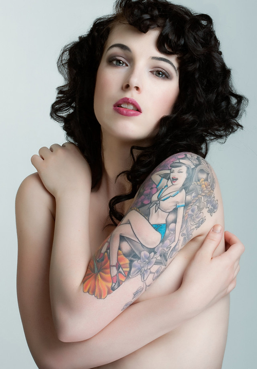 Tattoo Mondays PinUp Girls