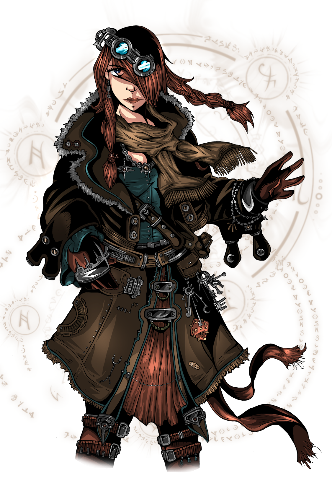 steam punk anime steampunk - photo #44