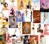 up girls models