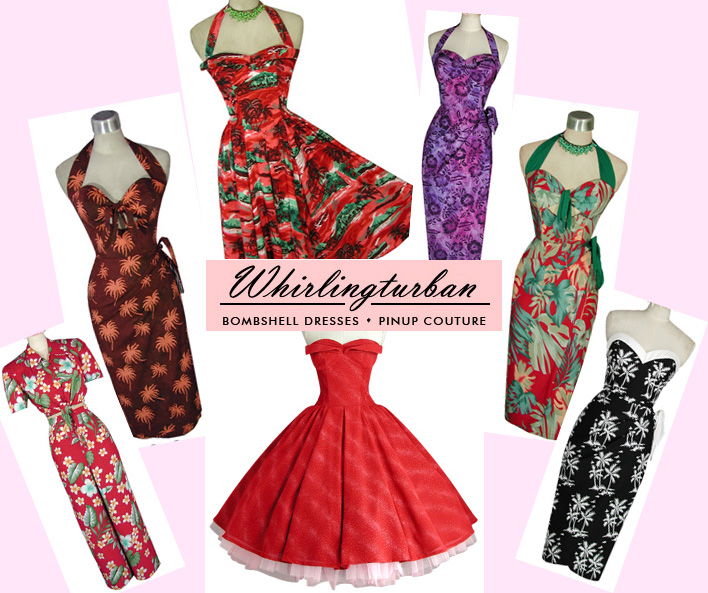 Nice Pin Up Sewing Patterns Images - Sewing Pattern Dress Ideas ...